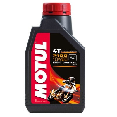 MOTUL 10W60 100% Synthetic