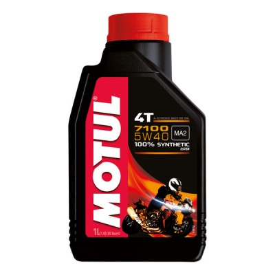 MOTUL 7100 5W40 100% Synthetic